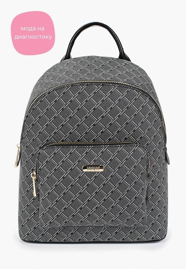 женский рюкзак fabretti, серый