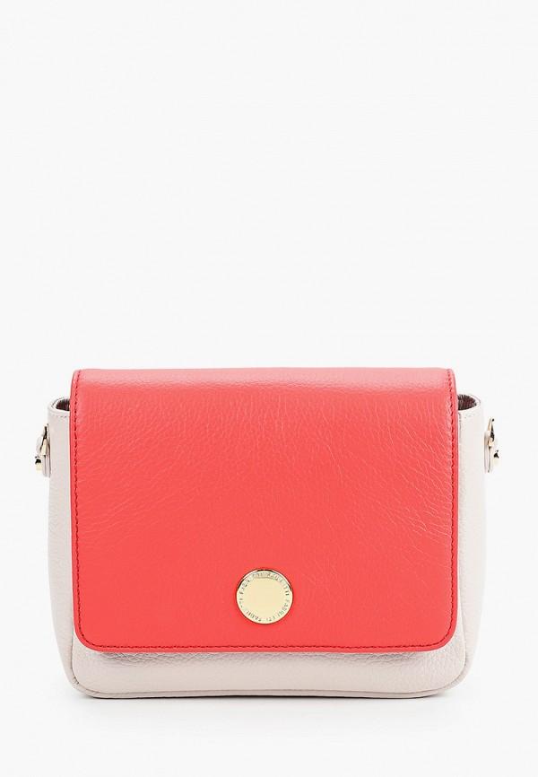 женская сумка fabretti, разноцветная