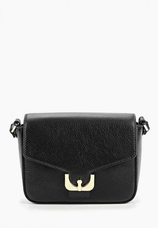 женская сумка fabretti, черная