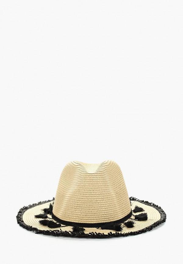 Купить Шляпа Fabretti, fa003cwaryq8, бежевый, Весна-лето 2019