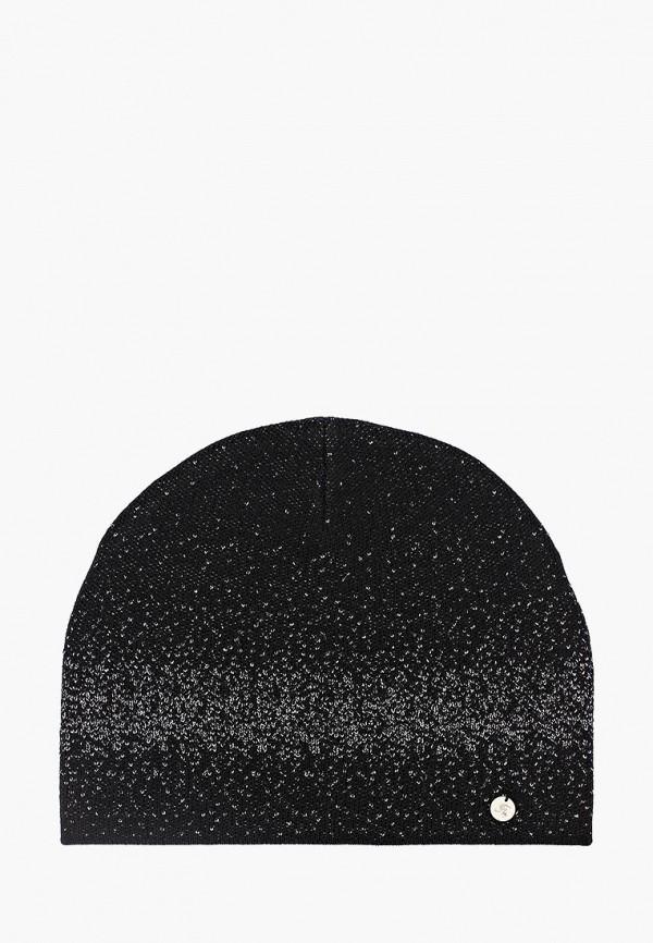 Шапка Fabretti черного цвета