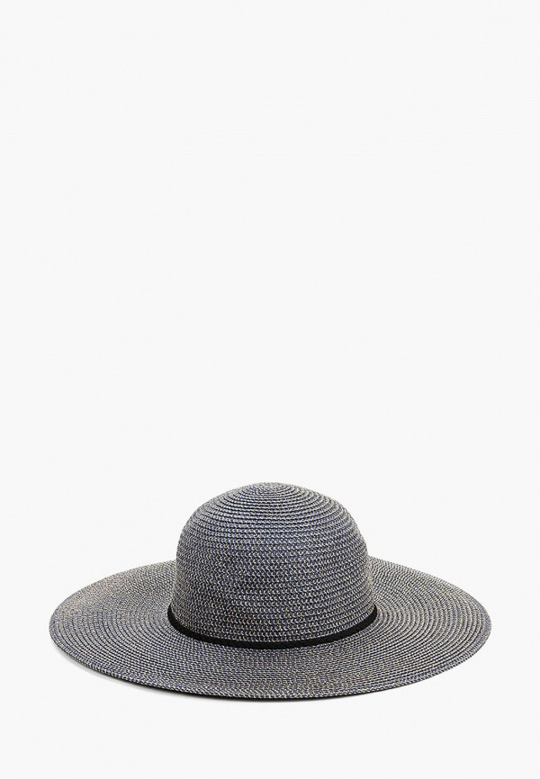 женская шляпа fabretti, синяя