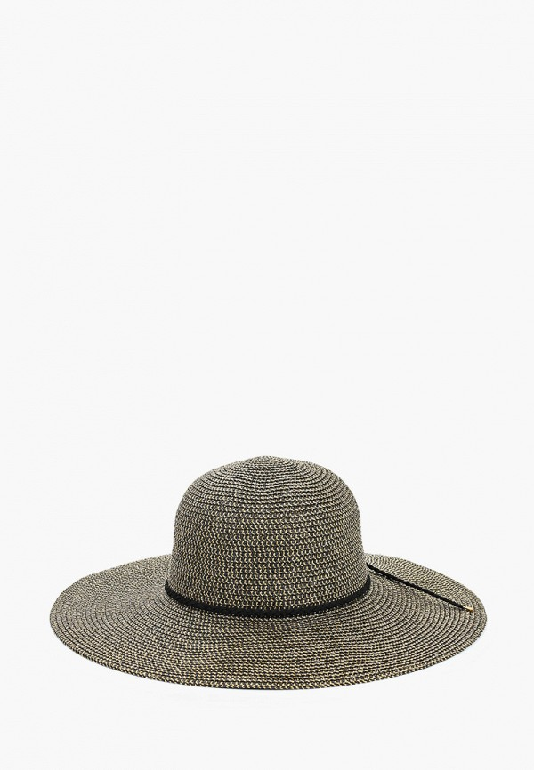 женская шляпа fabretti, золотая