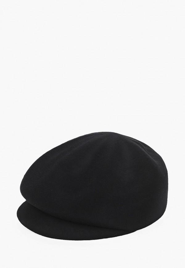 женская кепка fabretti, черная