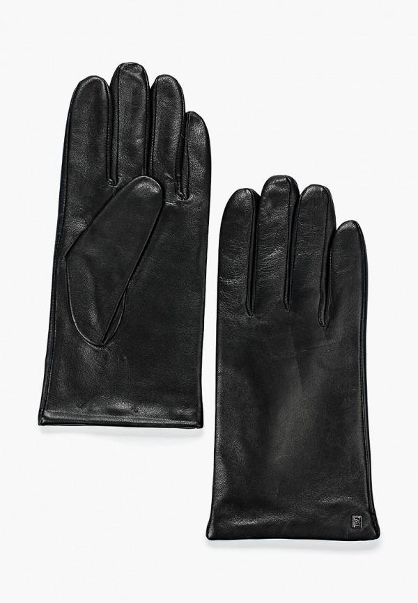 мужские перчатки fabretti, черные