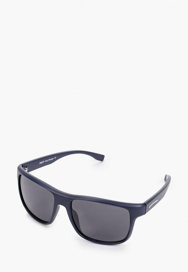 мужские солнцезащитные очки fabretti, синие