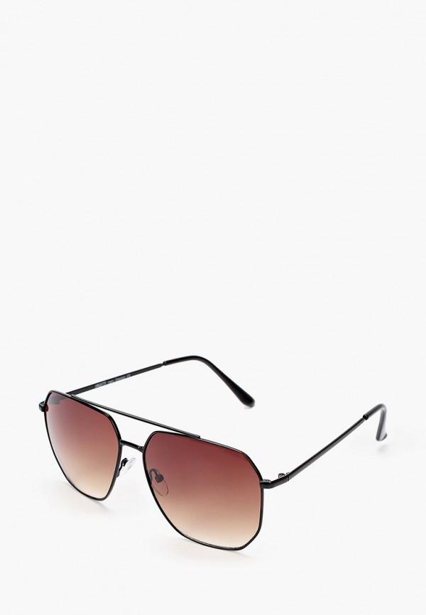 мужские солнцезащитные очки fabretti, коричневые