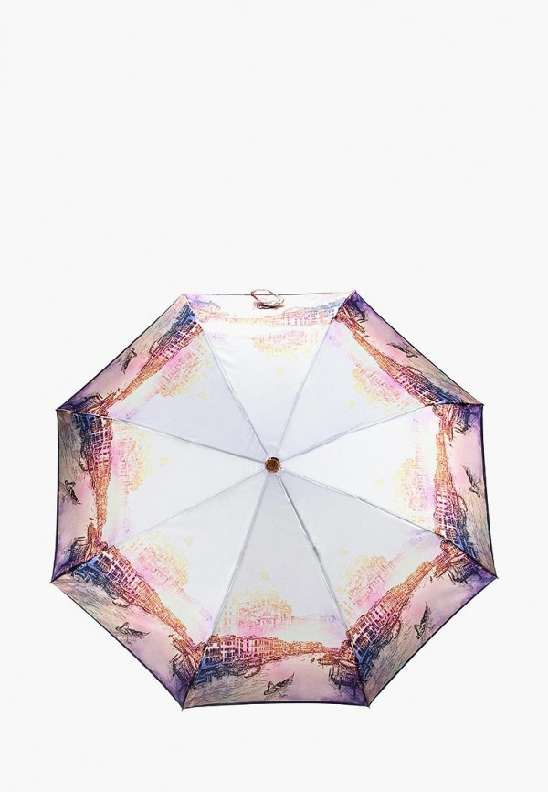 Зонт складной Fabretti Fabretti FA003DWARET9 портфель fabretti fabretti fa003bmxxm03