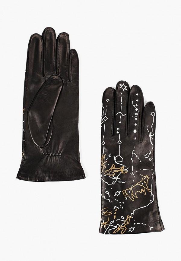Купить Перчатки Fabretti, FA003DWCOYO7, черный, Осень-зима 2018/2019