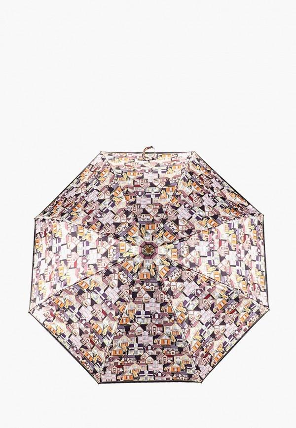 Зонт складной Fabretti Fabretti FA003DWCSAX3 зонт складной fabretti fabretti fa003dwarer4
