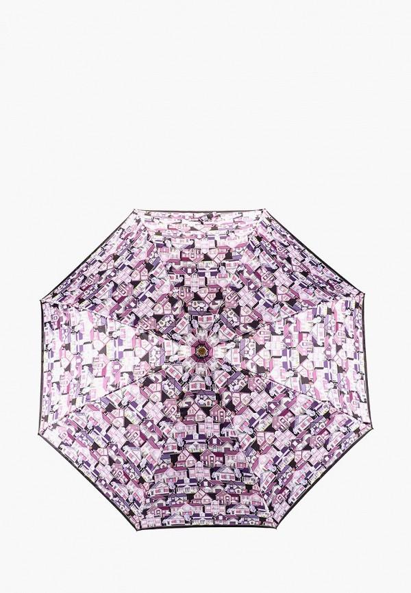 Зонт складной Fabretti Fabretti FA003DWCSAX9 зонт складной fabretti fabretti fa003duxxw34