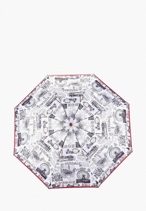 Зонт складной Fabretti Fabretti FA003DWCSBA1 зонт складной fabretti fabretti fa003duxxw34