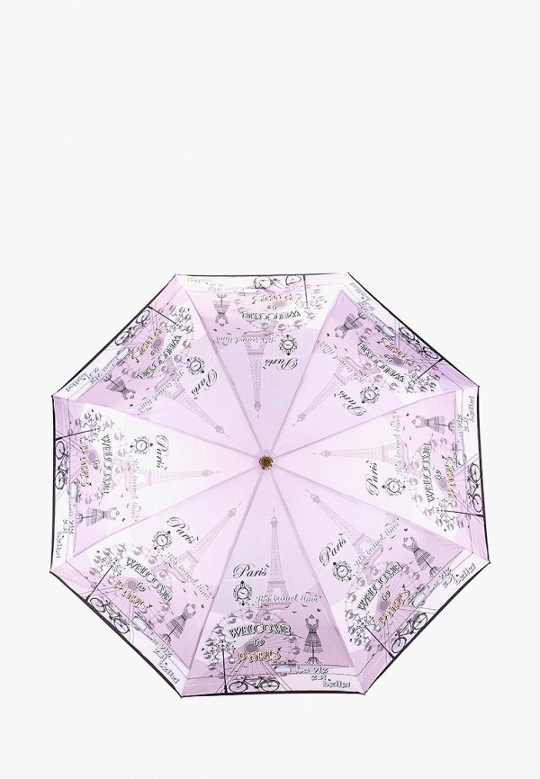 Зонт складной Fabretti Fabretti FA003DWCSBA2 зонт складной fabretti fabretti fa003duxxw34