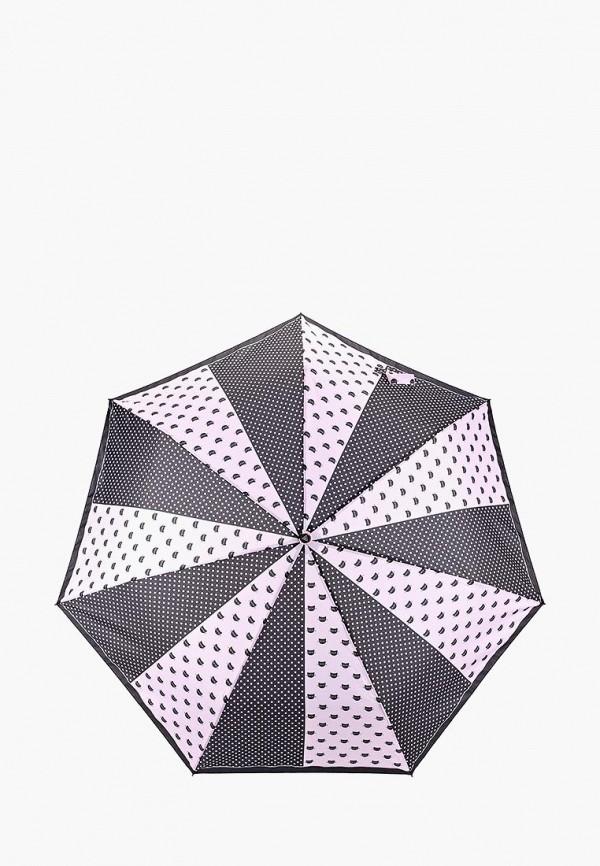 Зонт складной Fabretti Fabretti FA003DWCSBC6 зонт складной fabretti fabretti fa003duxxw34