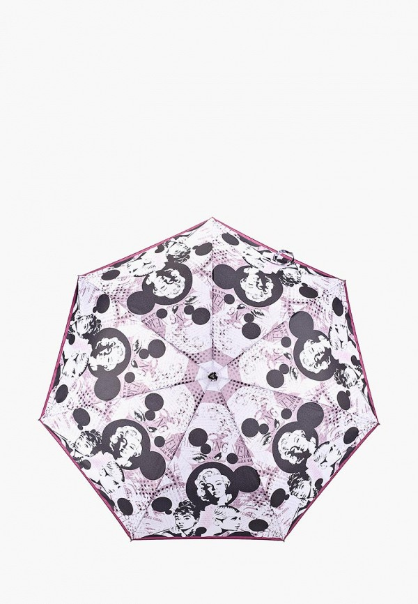 Зонт складной Fabretti Fabretti FA003DWCSBC7 зонт fabretti зонт ls10142