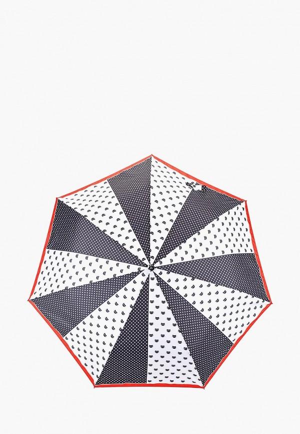Зонт складной Fabretti Fabretti FA003DWCSBD8 зонт складной fabretti fabretti fa003duxxw34