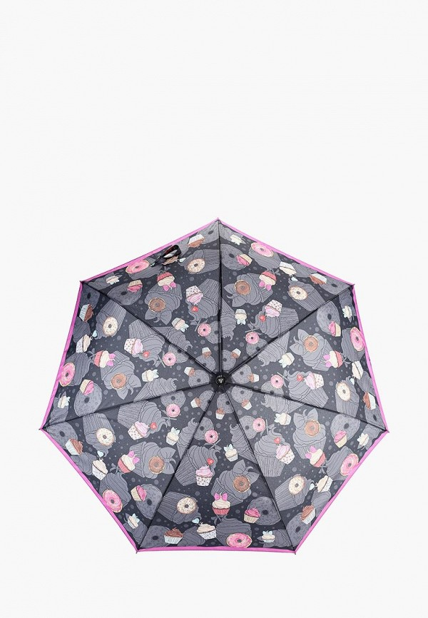 Зонт складной Fabretti Fabretti FA003DWCSBJ9 зонт складной fabretti fabretti fa003dwcsba7