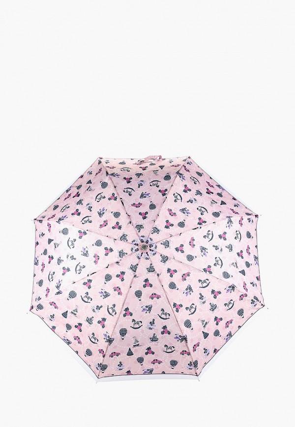 Зонт складной Fabretti Fabretti FA003DWCSBL2 зонт складной fabretti fabretti fa003duxxw34