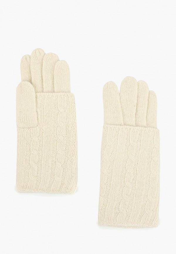 Перчатки  белый цвета