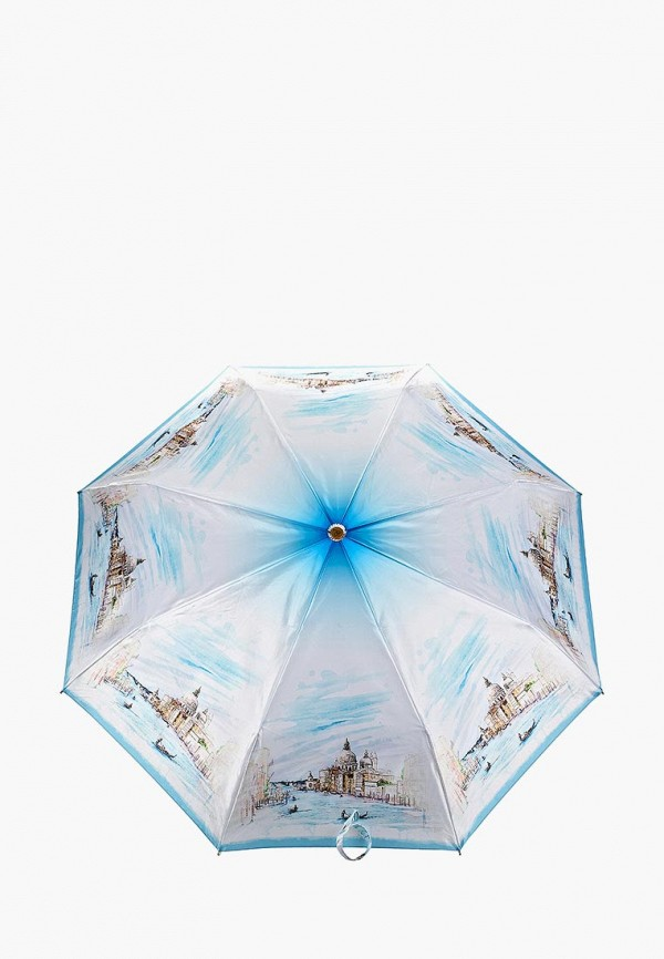 Зонт складной Fabretti Fabretti FA003DWEPQF2 портфель fabretti fabretti fa003bmxxm03