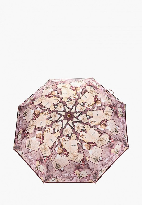 Зонт складной Fabretti Fabretti FA003DWEPQF7 зонт складной fabretti fabretti fa003duvzx48