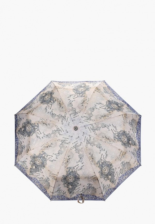 Зонт складной Fabretti Fabretti FA003DWEPQF8 портфель fabretti fabretti fa003bmxxm03