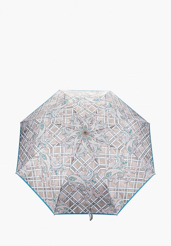 купить Зонт складной Fabretti Fabretti FA003DWEPQF9 по цене 1870 рублей