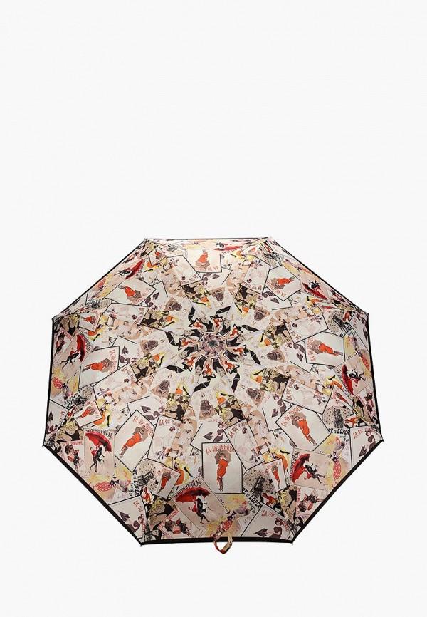 Зонт складной Fabretti Fabretti FA003DWEPQG1