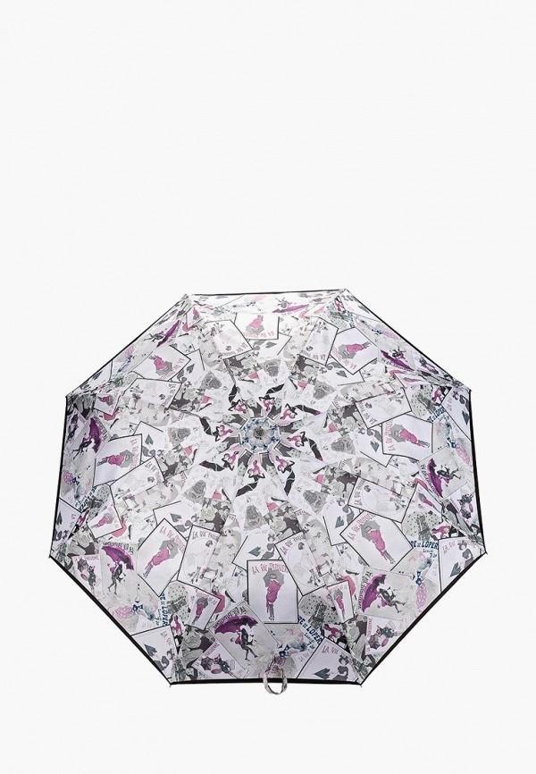 цены Зонт складной Fabretti Fabretti FA003DWEPQG2