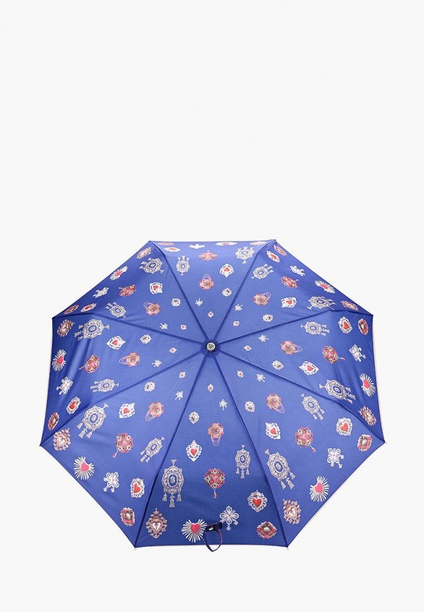 Зонт складной Fabretti Fabretti FA003DWEPQH9 складной зонт автомат по картине моне кувшинки galleria