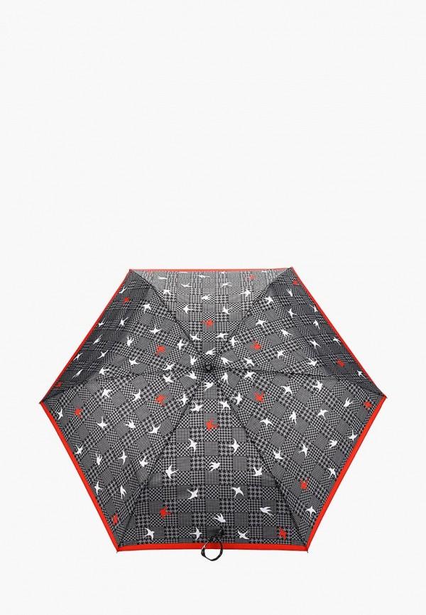 Зонт складной Fabretti Fabretti FA003DWEPQI4 зонт складной fabretti fabretti fa003dwfzhb4