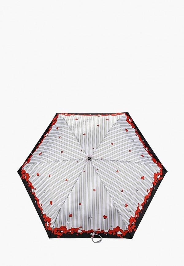 Зонт складной Fabretti Fabretti FA003DWEPQI5 зонт складной fabretti fabretti fa003duvzx48