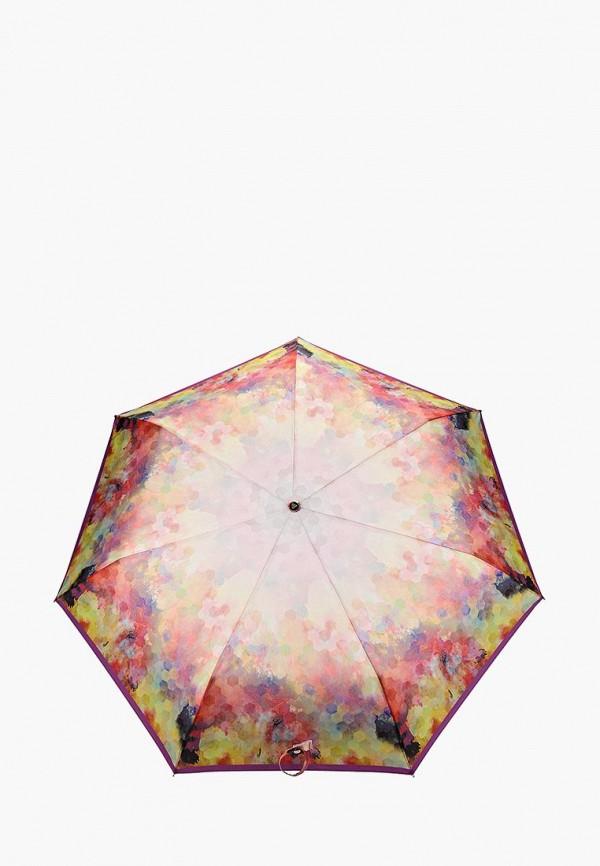 Зонт складной Fabretti Fabretti FA003DWEPQL4 зонт складной fabretti fabretti fa003dwfzhb4