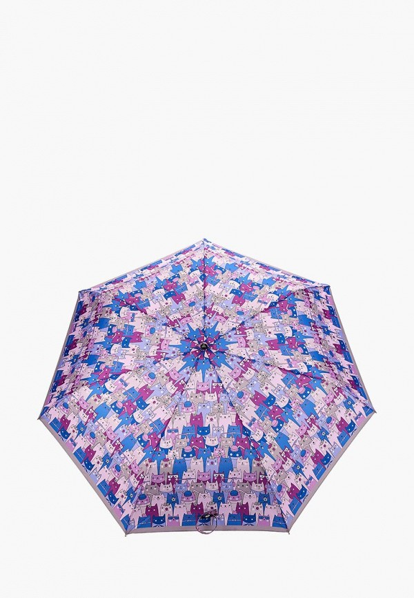 Зонт складной Fabretti Fabretti FA003DWEPQL9 зонт складной fabretti fabretti fa003duvzx48