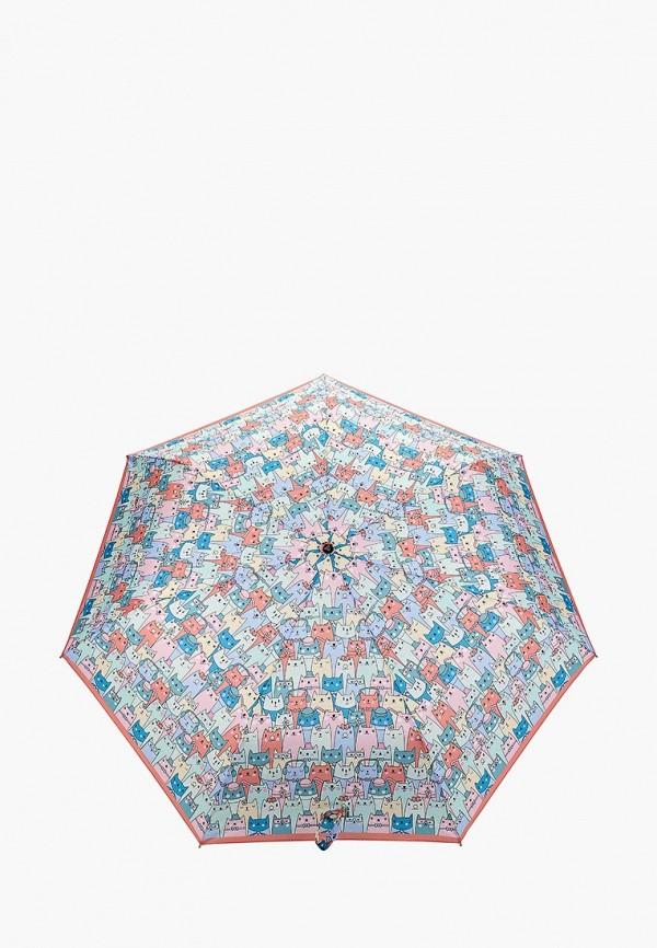 Зонт складной Fabretti Fabretti FA003DWEPQM0 цена и фото