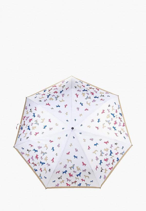 Зонт складной Fabretti Fabretti FA003DWEPQM7 зонт складной fabretti fabretti fa003dwfzhb4