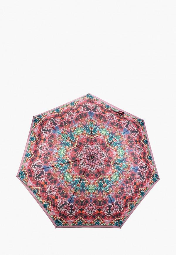 Зонт складной Fabretti Fabretti FA003DWFZHB4 зонт складной fabretti fabretti fa003dwfzhb4