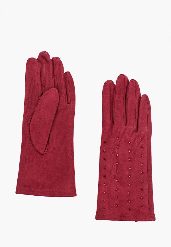 женские перчатки fabretti, красные