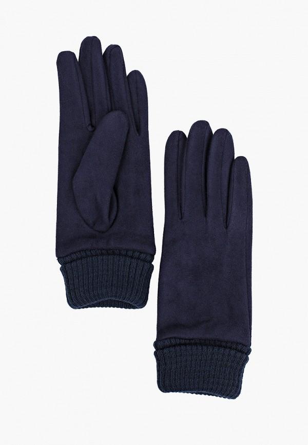 женские перчатки fabretti, синие