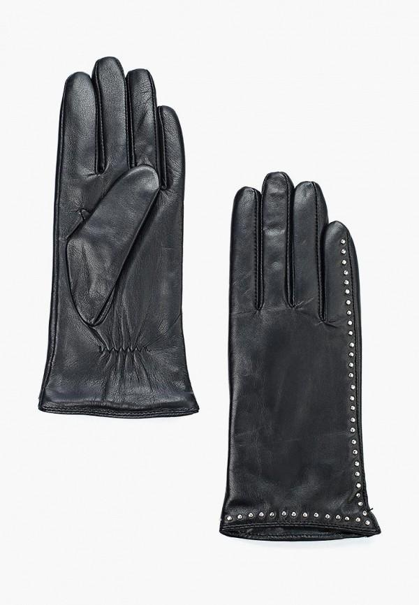 женские перчатки fabretti, черные