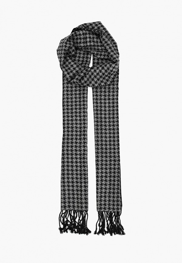 мужской шарф fabretti, разноцветный