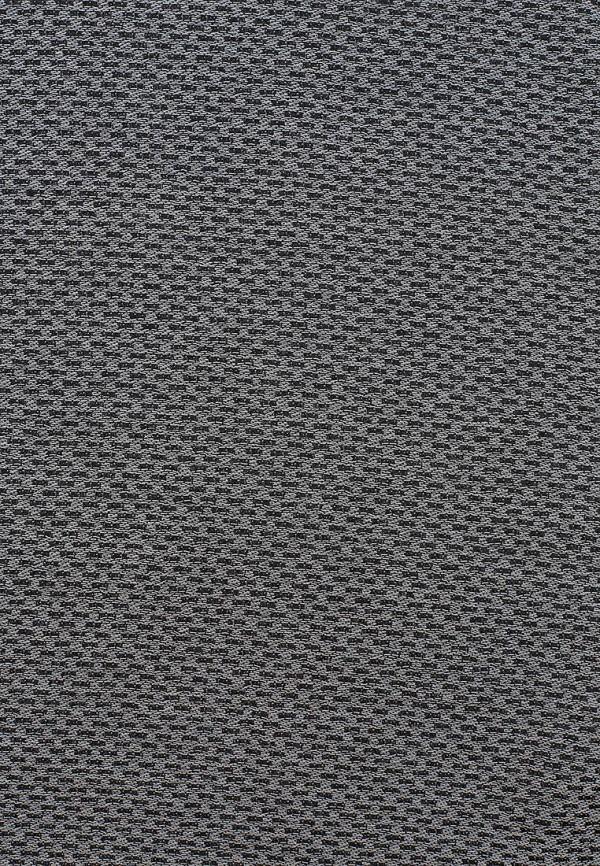 Фото 5 - мужской шарф Fabretti серого цвета