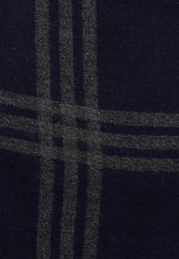 Фото 2 - мужской шарф Fabretti синего цвета