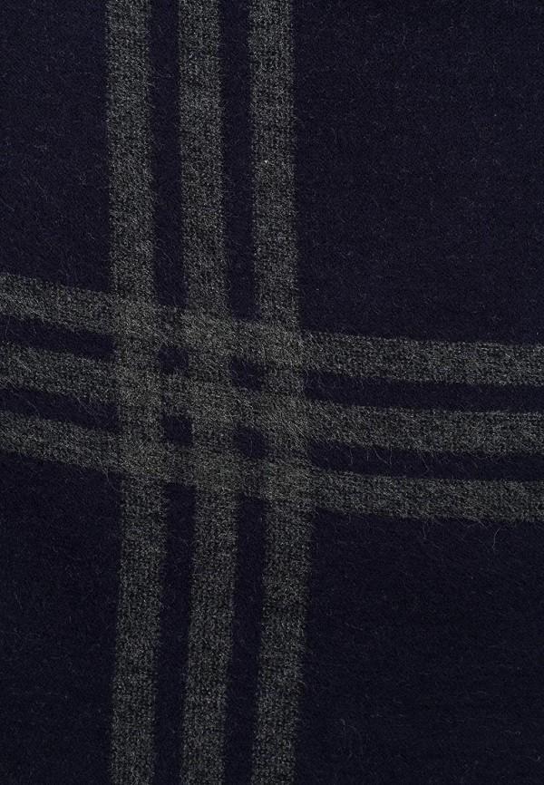 Фото 5 - мужской шарф Fabretti синего цвета