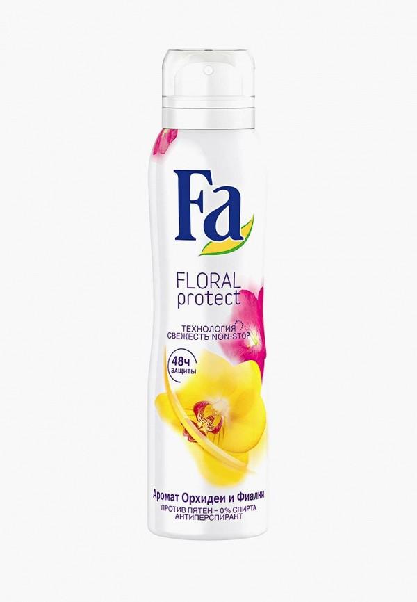 Купить Дезодорант Fa, антиперспирант аэрозоль Floral Protect Орхидея & Фиалка, 150 мл, fa033lwjoh12, Осень-зима 2018/2019