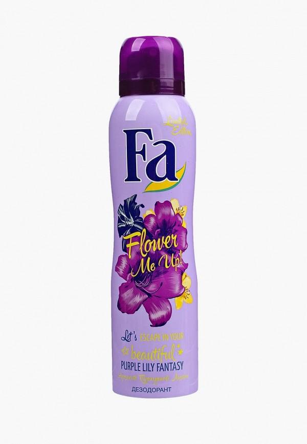 Купить Дезодорант Fa, Аэрозоль антиперспирант Flower Me Up Лилия, FA033LWWTE29, Весна-лето 2018