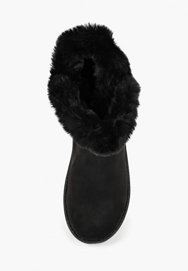 Фото 4 - Полусапоги Fashion & Bella черного цвета