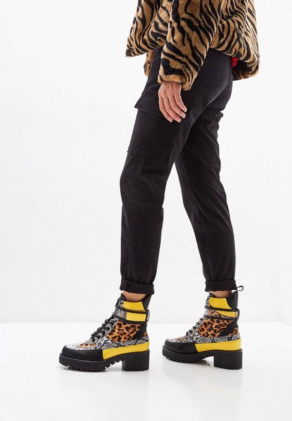 Фото 6 - Ботинки Fashion & Bella желтого цвета