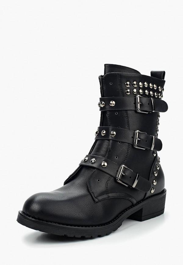 Фото 12 - Полусапоги Fashion & Bella черного цвета