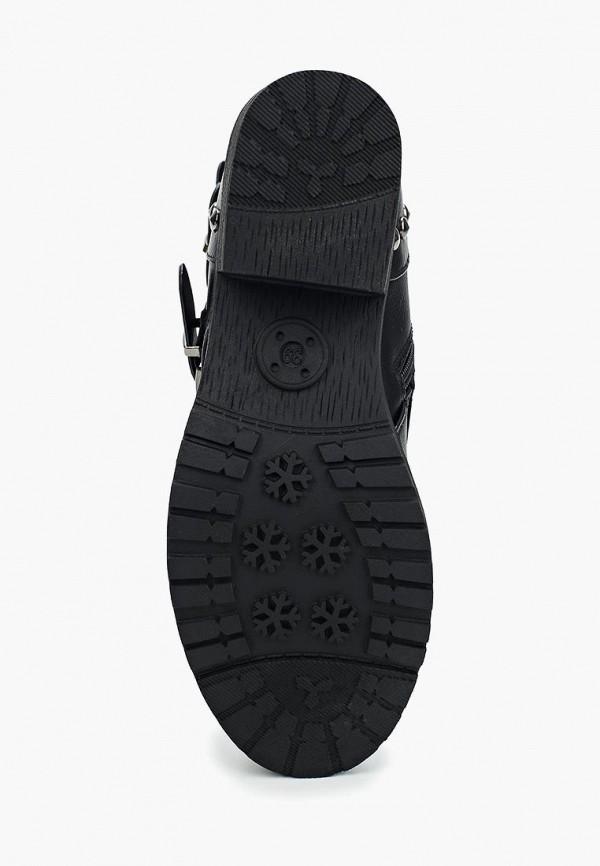 Фото 14 - Полусапоги Fashion & Bella черного цвета